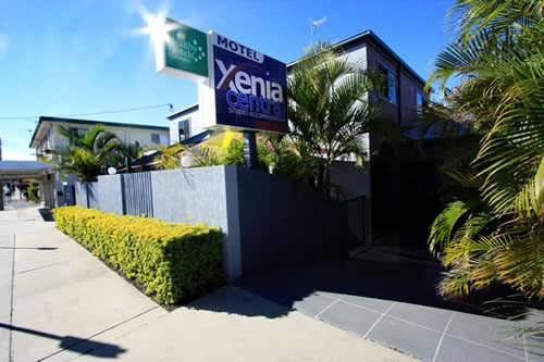 Xenia Central Studio Accommodation