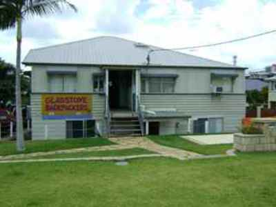 Gladstone Backpackers