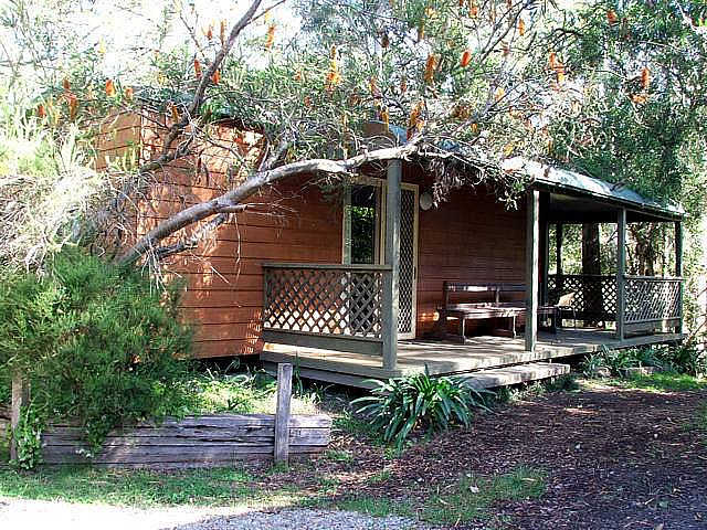 Jervis Bay Cabins & Hidden Creek Real Camping