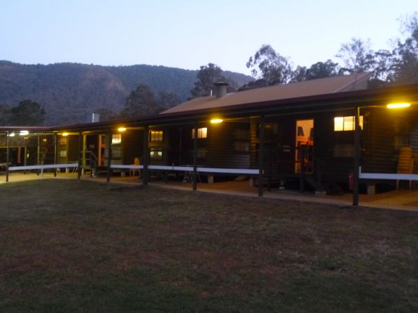 Christmas Creek Cafe and Cabins