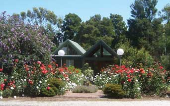 Lyre Bird Hill Winery and Guest House