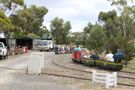 Altona Miniture Railway