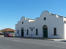 Ardrossan Historical Museum