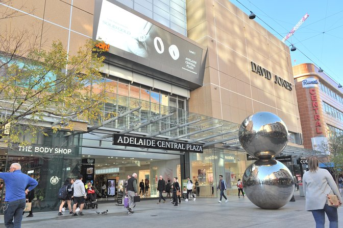 Adelaide's Best Walking Tour