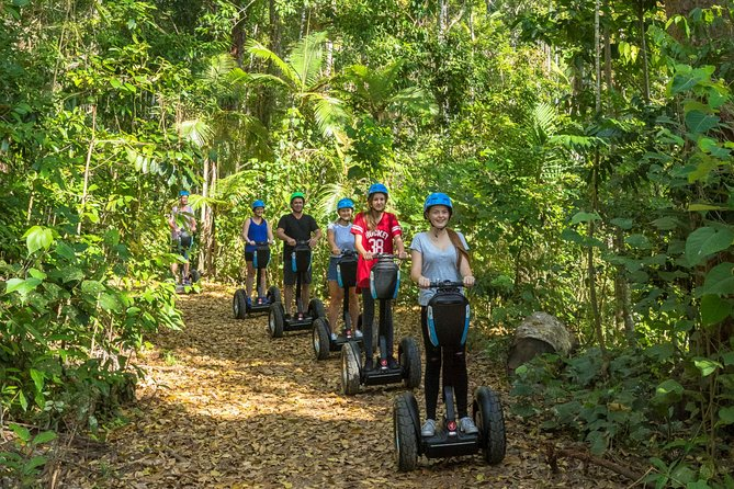 Whitsunday Segway Rainforest Discovery Tour