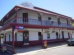 Lord Exmouth Hotel - Accommodation Gold Coast