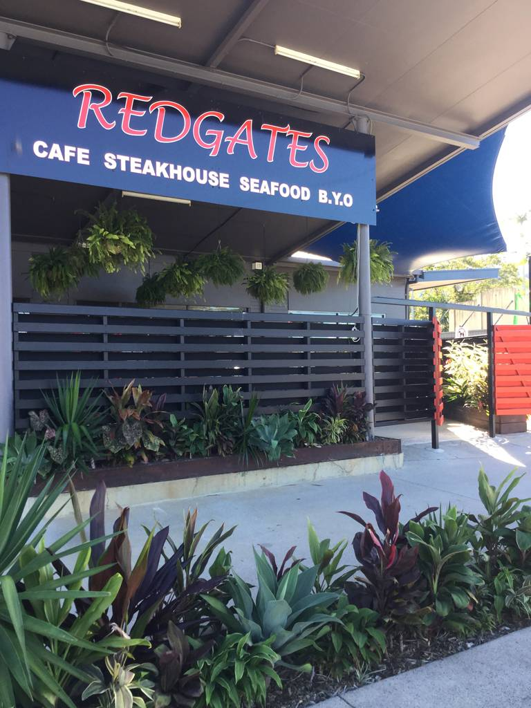 Redgates Caf Steakhouse Seafood - Accommodation Gold Coast